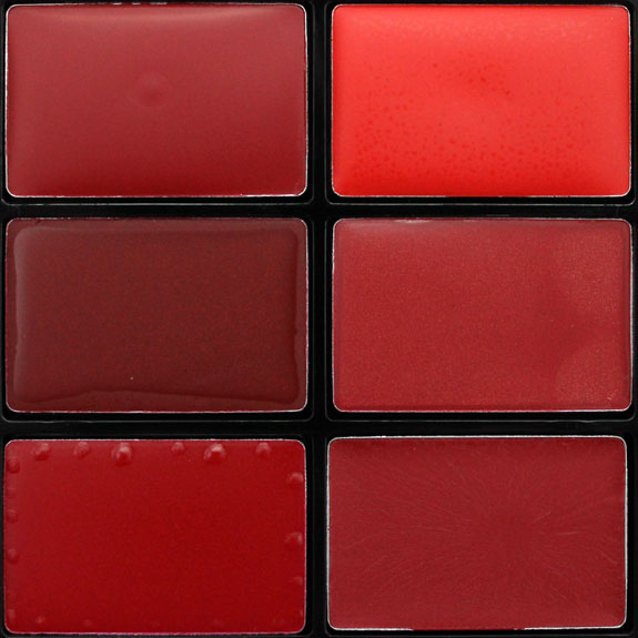 MAC Pro Lip Palette Editorial Reds 3