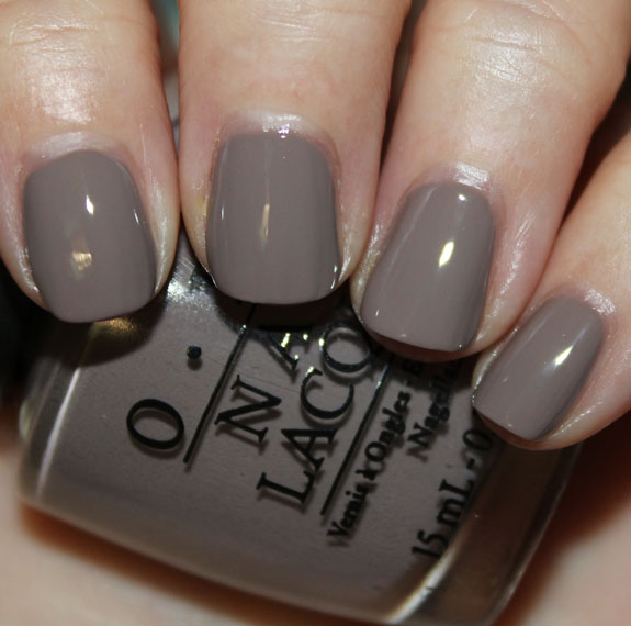 OPI Berlin There Done That OPI Germany for Fall 2012 Swatches, Photos & Review