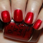 OPI Danke Shiny Red 150x150 OPI Germany for Fall 2012 Swatches, Photos & Review