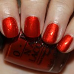 OPI Deutsche You Want Me Baby 150x150 OPI Germany for Fall 2012 Swatches, Photos & Review
