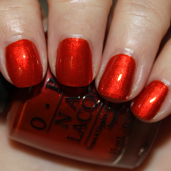 OPI Deutsche You Want Me Baby OPI Germany for Fall 2012 Swatches, Photos & Review