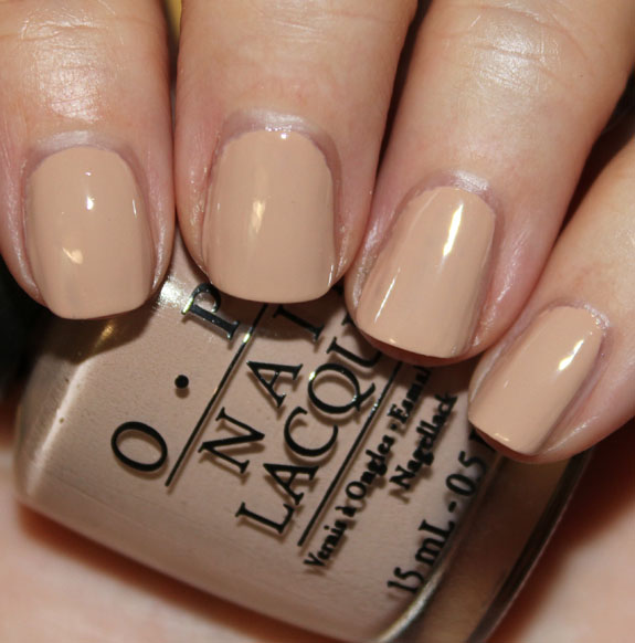 OPI Dont Pretzel My Buttons OPI Germany for Fall 2012 Swatches, Photos & Review