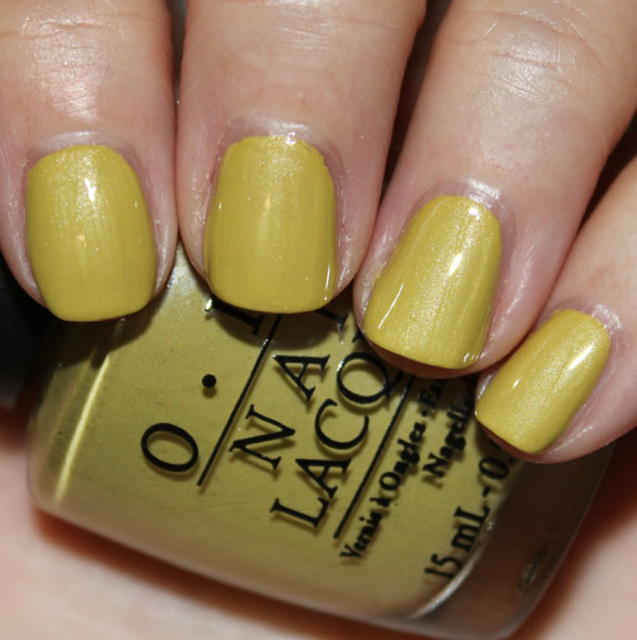 OPI Dont Talk Bach To Me OPI Germany for Fall 2012 Swatches, Photos & Review