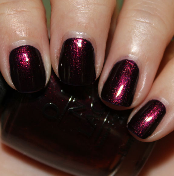 OPI Every Month Is Oktoberfest OPI Germany for Fall 2012 Swatches, Photos & Review