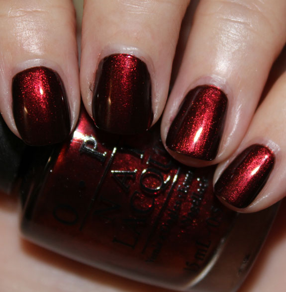 OPI German icure By OPI OPI Germany for Fall 2012 Swatches, Photos & Review