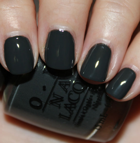 OPI Nein Nein Nein Ok Fine OPI Germany for Fall 2012 Swatches, Photos & Review