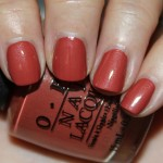 OPI Schnapps Out Of It 150x150 OPI Germany for Fall 2012 Swatches, Photos & Review