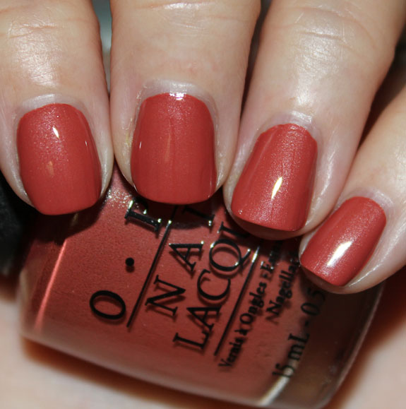 OPI Schnapps Out Of It