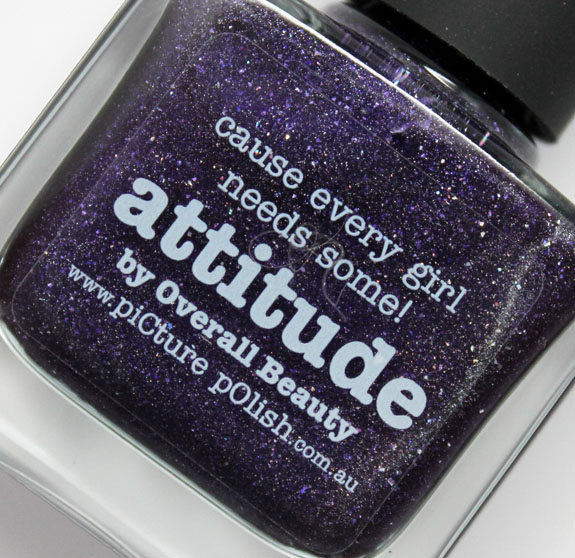 Picture Polish Attitude 2 Picture Polish Attitude Swatches, Photos & Review