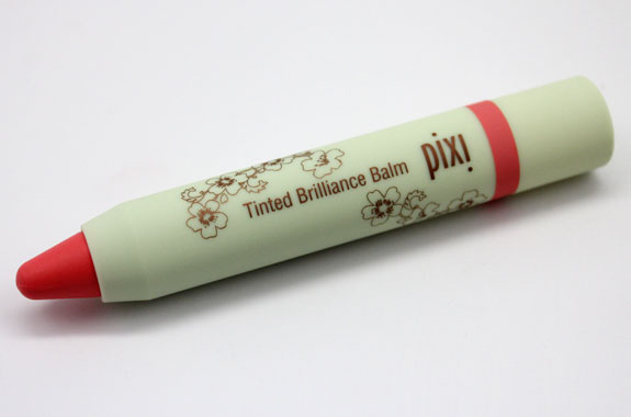 Pixi Tinted Brilliance Balm in Craving Coral