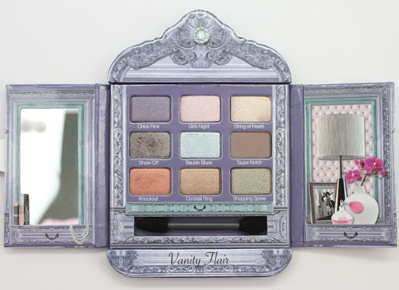 Prestige Vanity Flair Eyeshadow Kit 3