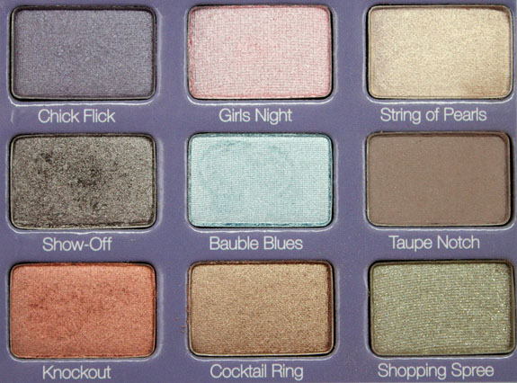 Prestige Vanity Flair Eyeshadow Kit 4