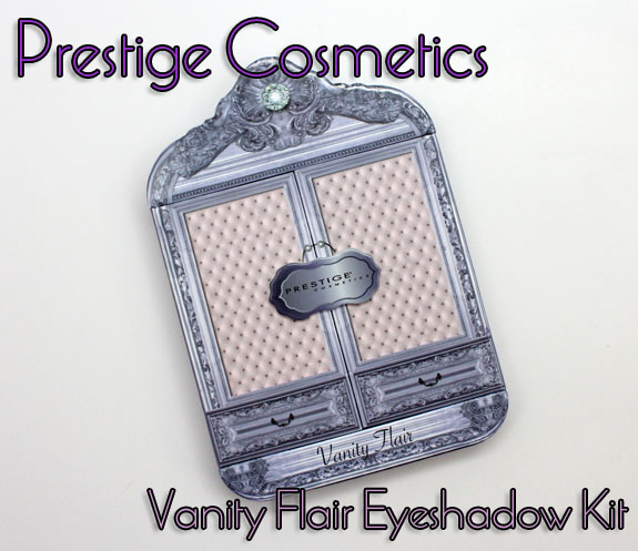 Prestige Vanity Flair Eyeshadow Kit