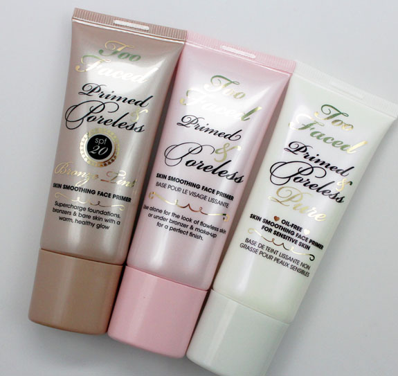 Too Faced Skin Smoothing Face Primers 3