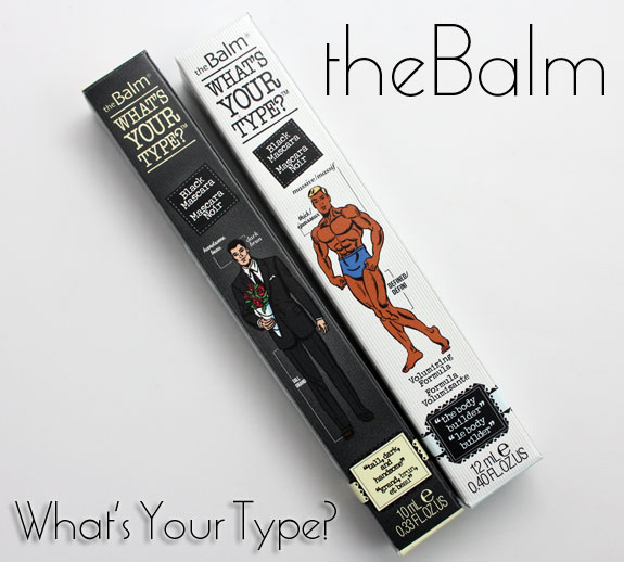 TheBalm What s Your Type Mascara