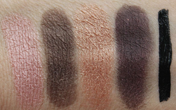 Anastasia Want You To Want Me Eye Shadow Palette Swatches 2