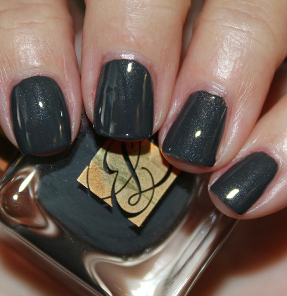Estee Lauder Beyond Black Pure Color Nail Lacquer