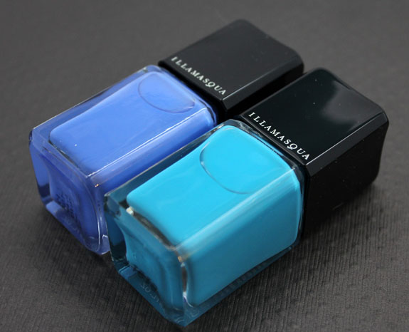Illamasqua Cameo Noble Nail Varnish 2 Illamasqua Nail Varnish Sephora Exclusives: Cameo & Noble Swatches & Review