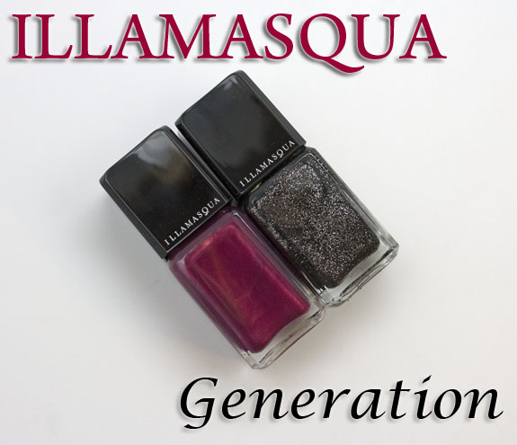 Illamasqua Generation Nail Varnish