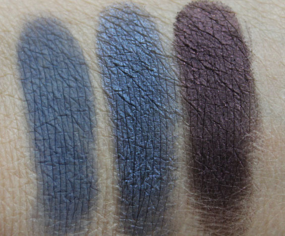 Makeup Geek Eyeshadows Swatches 2