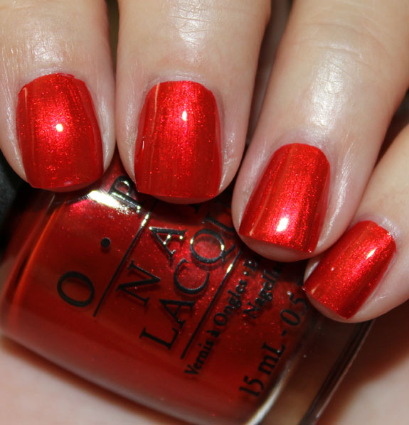 OPI Skyfall Collection For Holiday 2012 Swatches, Photos