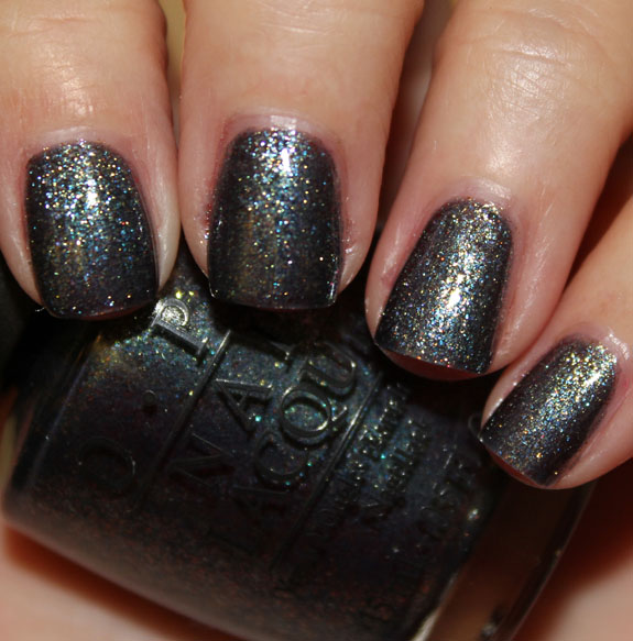 OPI On Her Majesty s Secret Service