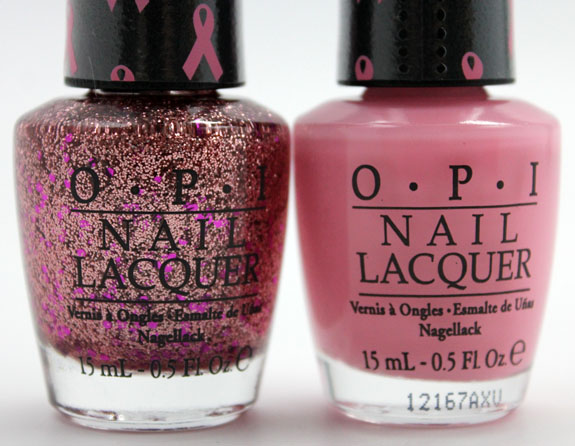 OPI Pink Of Hearts 2012 2 OPI Pink Of Hearts 2012 for Breast Cancer Awareness
