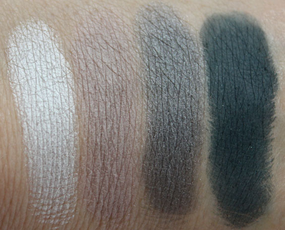 Tarte The Big Thrill Eyeshadow Swatches 3