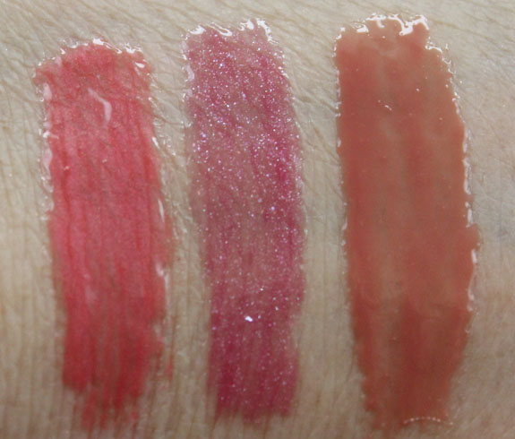 Tarte The Big Thrill Lip Swatches