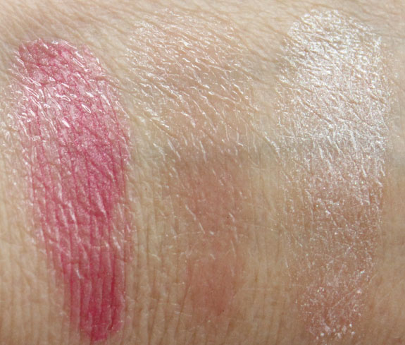 Too Faced Color Confections Swatches 2