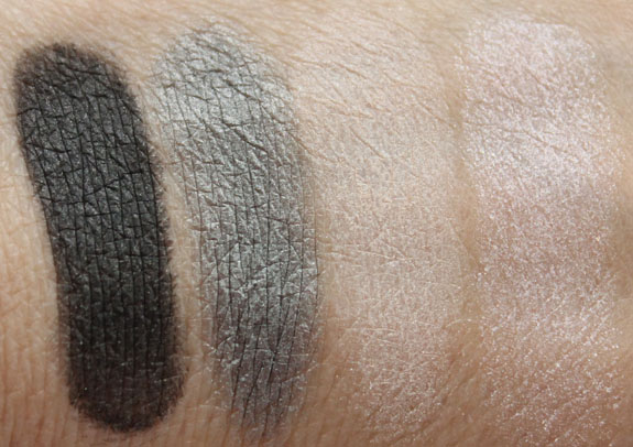 Too Faced Color Confections Swatches 3