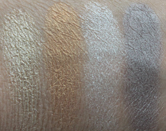 Too Faced Glamour To Go Spun Sugar Edition Swatch 1