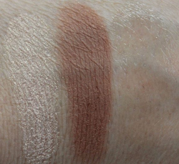 Too Faced Glamour To Go Spun Sugar Edition Swatch 3