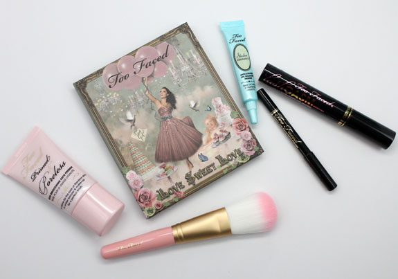 Too Faced Love Sweet Love 2