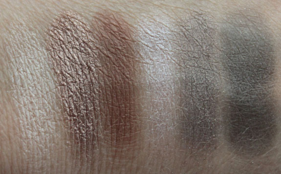 Too Faced Love Sweet Love Swatches 1