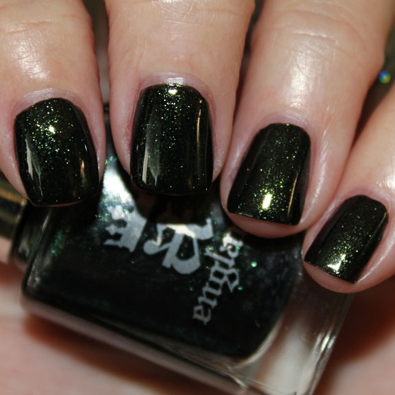 a england Tess DUrbervilles a england Gothic Beauties Collection for Fall 2012 Swatches & Review