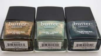 butter London Holiday and Nordstrom