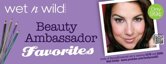 header Exciting News: Wet n Wild and Walgreens Beauty Ambassador Display!