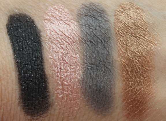 Bare Minerals The Finer Things Swatches