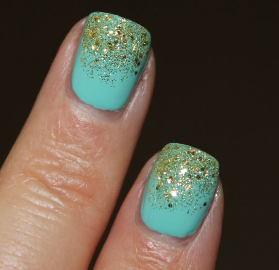 China Glaze For Audrey  Blonde Bombshell 2