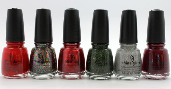 China Glaze Holiday Joy 2