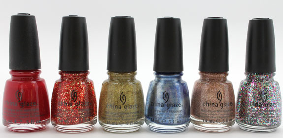 China Glaze Holiday Joy 3