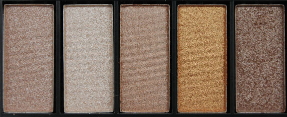Hard Candy Top Ten Eyeshadow Collection in Naturally Gorgeous 3