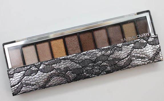 Hard Candy Top Ten Eyeshadow Collection in Naturally Gorgeous