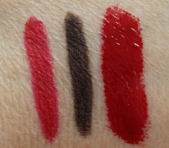 Hourglass Icon and Espresso Swatches