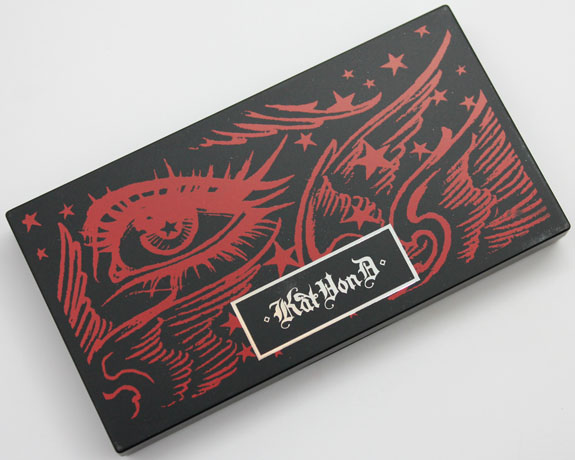 Kat Von D True Romance Eyeshadow Palette in Star crossed