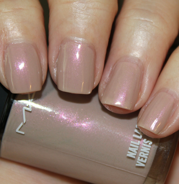 MAC Glamour Daze Nail Lacquers for Holiday 2012 Swatches & Review ...