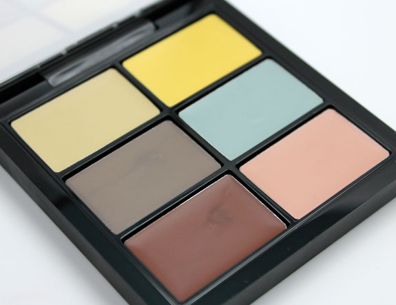 MAC Spring  13 Forecast Eyes Palette 2
