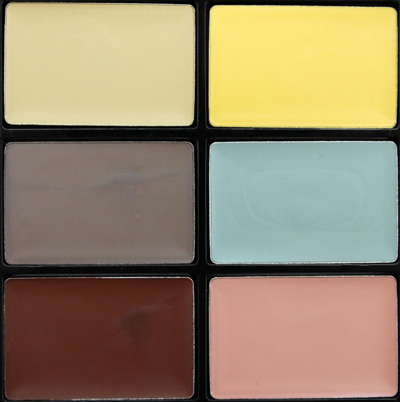 MAC Spring  13 Forecast Eyes Palette 3