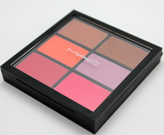 MAC Spring  13 Forecast Lips Palette